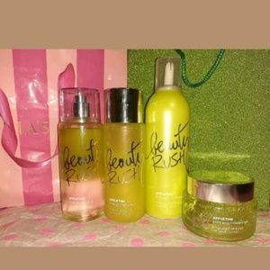 Victoria's Secret Beauty Rush Appletini Set